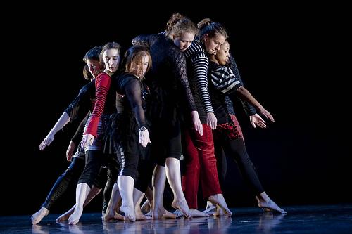 Modern Dance, Schaeffer Theatre