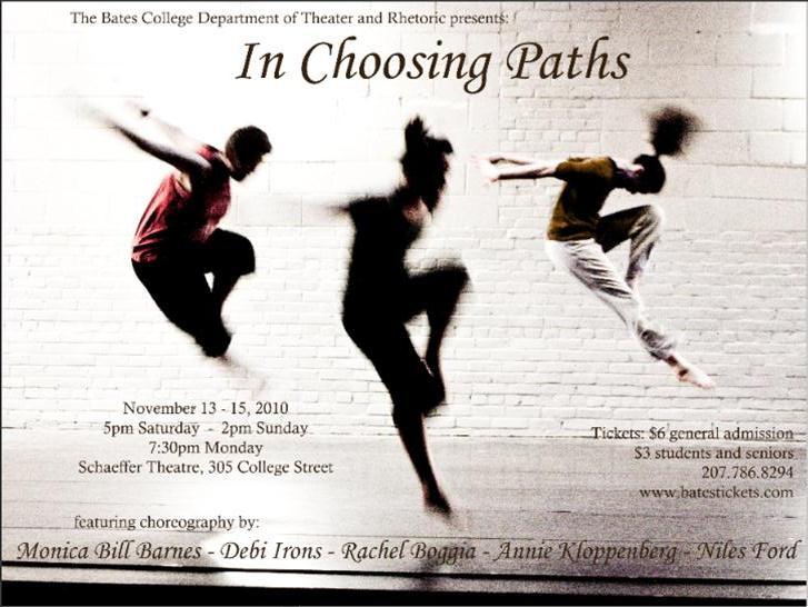 Fall Dance Concert '10