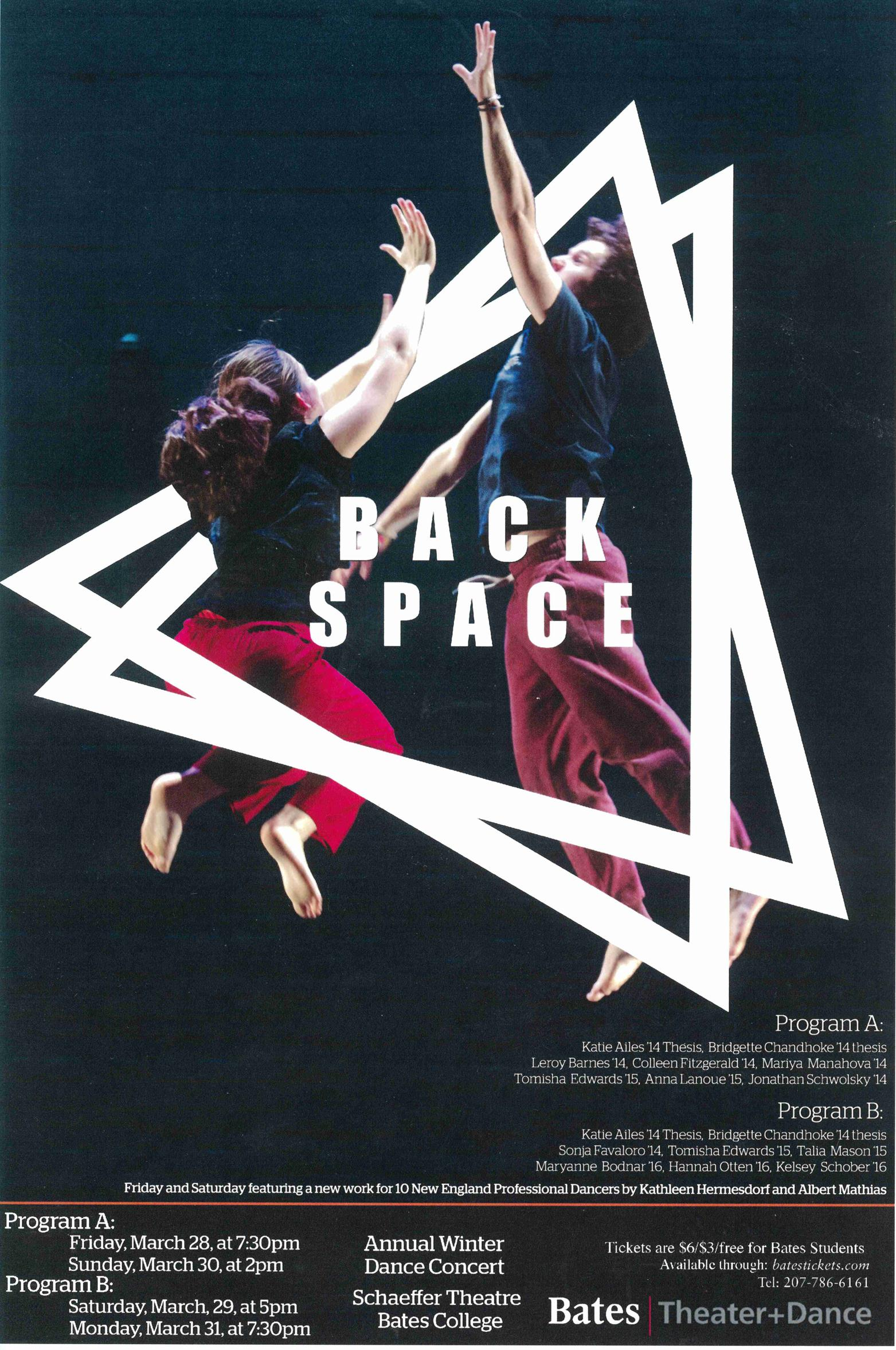 Performance Posters | Dance