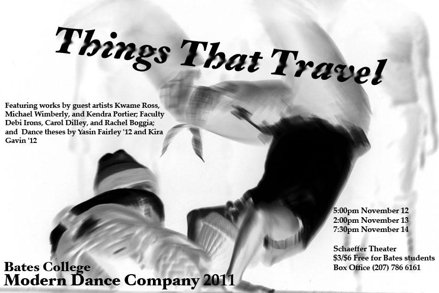 Things that travel Poster FINALFINAL