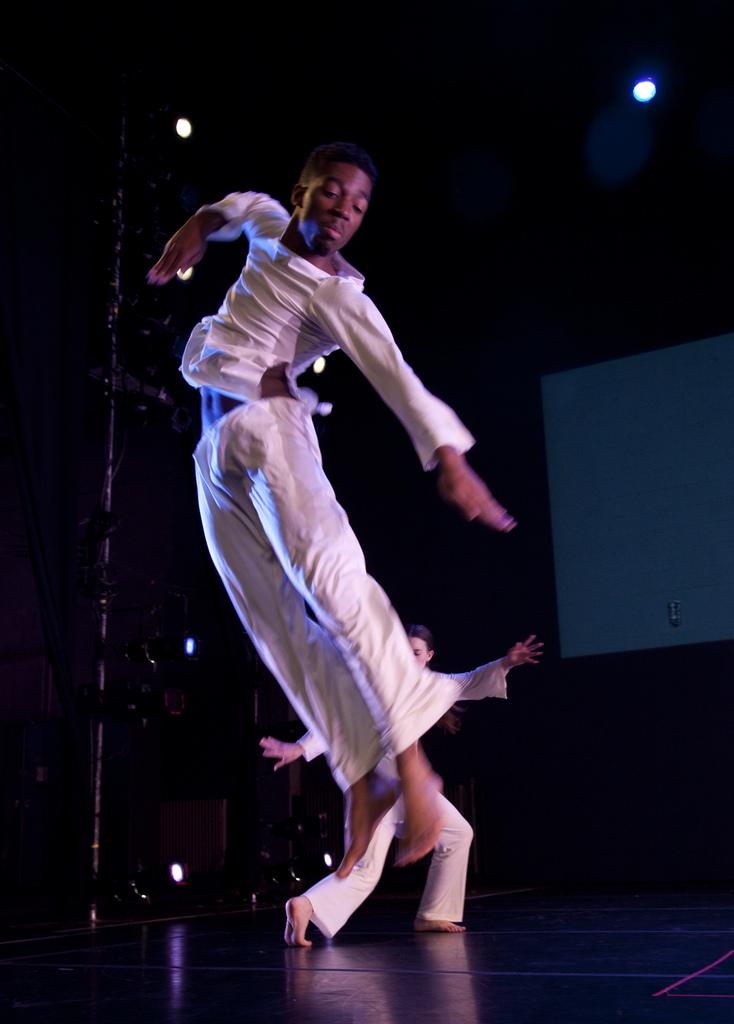 isaiah automatic dancing