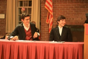 History Debate 2014 (Photo Credit: Zuhayr Reaz '16)