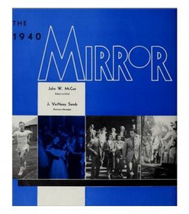 Digitized Yearbooks