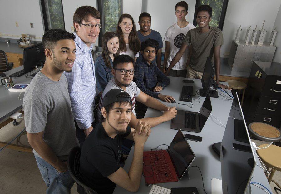 summer researchers