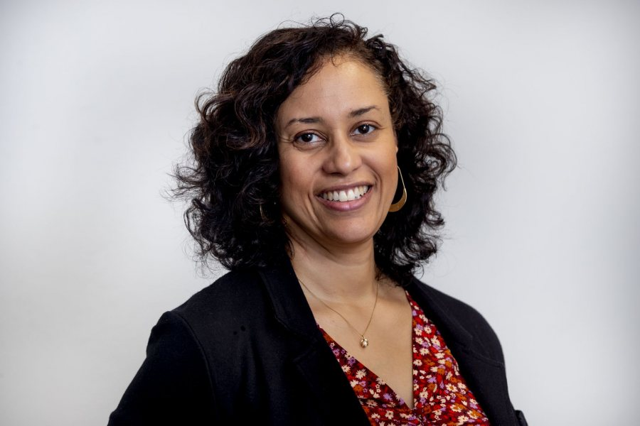 Professor of Psychology and Associate Dean of Faculty Kirsta Aronson