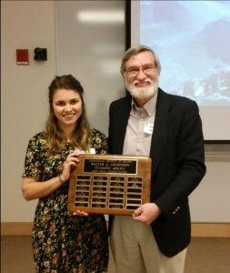 Audrey GSM award