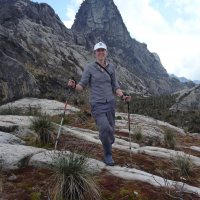 """Geology Lunch 3/12/2019 – """"The Secret Past of African Glaciers"""""""