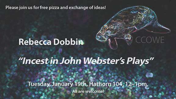 CCOWE 1-19-16 Rebecca Dobbin