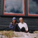 Britta and Michela