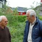 Peter and Ulrik live in Narsaq