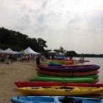 Run, swim, walk, kayak event raises awareness and funding.