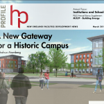 Featured in High-Profile magazine, Bates' Campus Life Project
