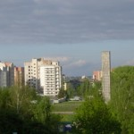 Skyline in Orel
