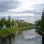 Orlik River in Orel