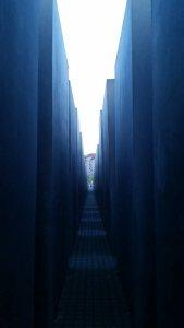 The Memorial to the Murdered Jews of Europe, Berlin (Photo: Praneet Kang)