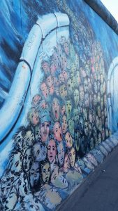 The East Side Gallery, Berlin (Photo: Praneet Kang)