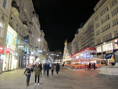 Vienna City Center. Photo: Matthew Johnson