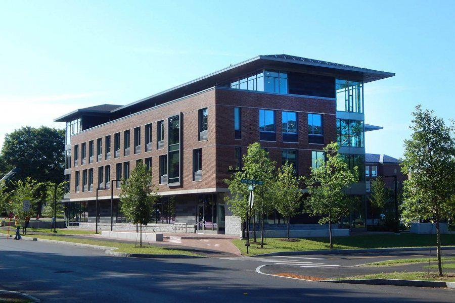 Kalperis Hall Residence Life Amp Health Education Bates