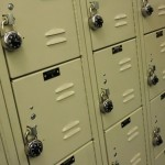 Senior Thesis Lockers
