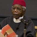 Chinua Achebe, Bates LLD, 1996