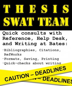 Theses on mtci swat