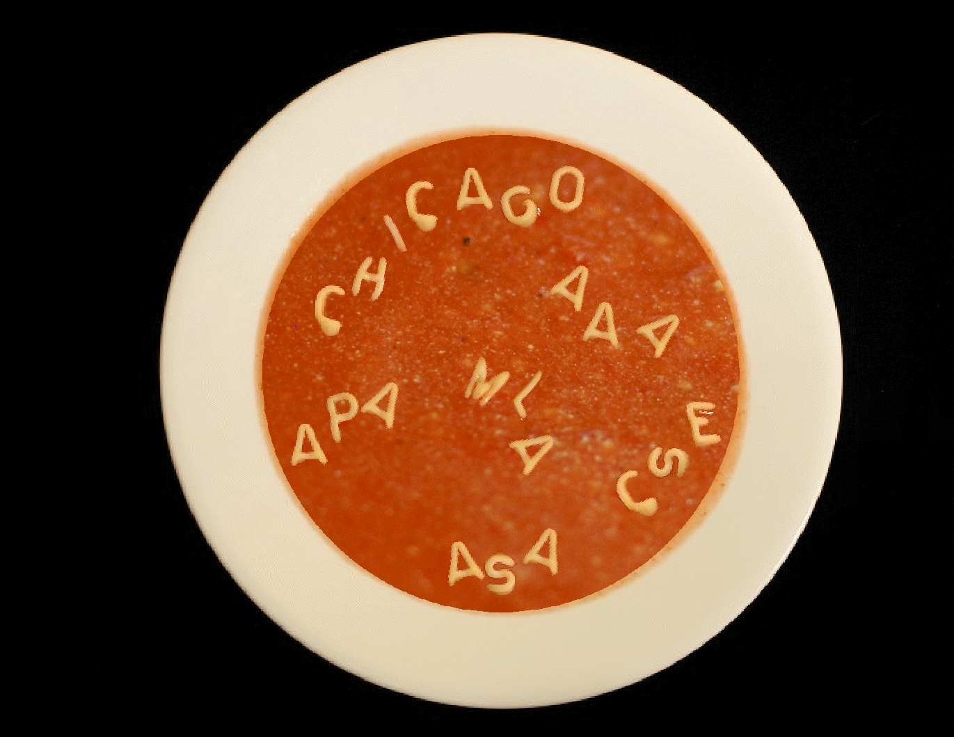 Alphabet Soup of Style Guides | Library | Bates College
