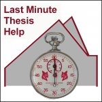 Thesis Wrap Up Returns!