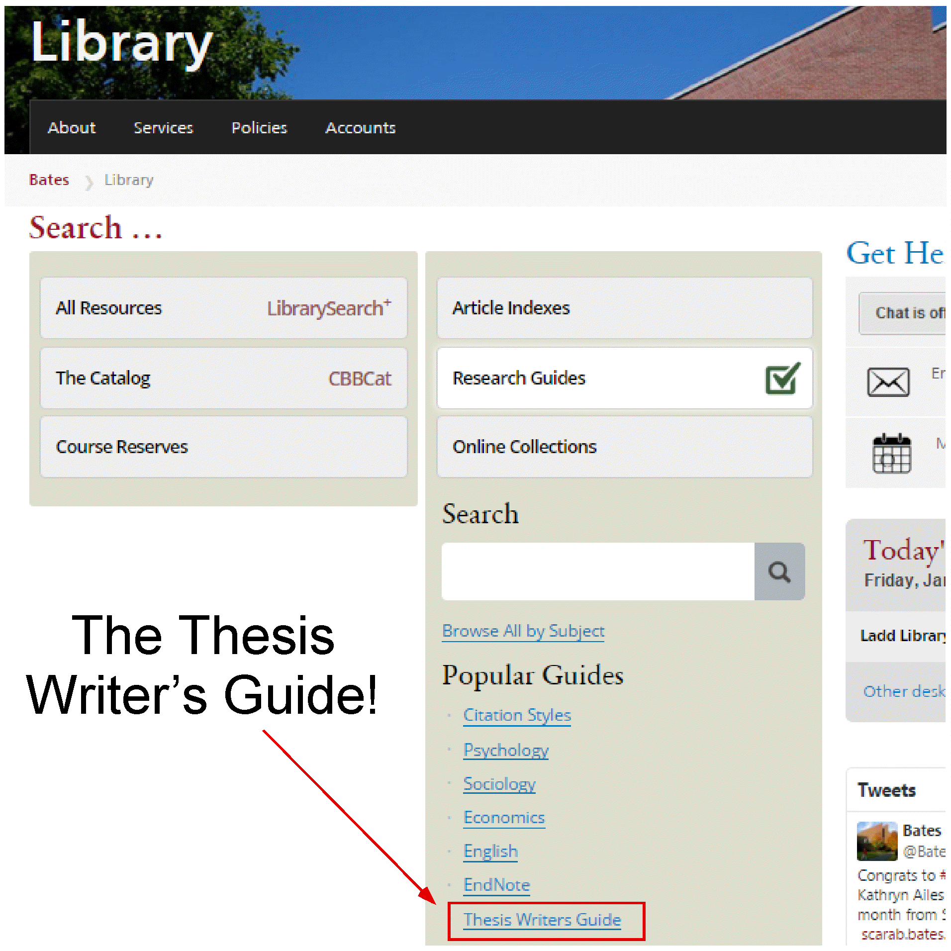 Find Dissertations and Theses - Computer Science - Research Guides at Harvard Library