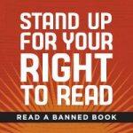 Banned Book Week, Sept 25 – Oct 1