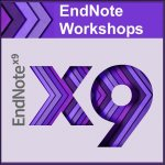 EndNote Open Workshops Mondays and Wednesdays