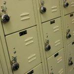 Returning Your Thesis Locker
