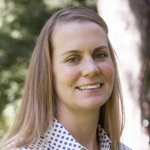 Katy Ott, Assistant Professor of Math, 2014