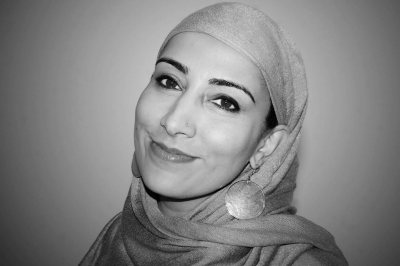 Najeeba Syeed-Miller, internationally known for her work in peacemaking.