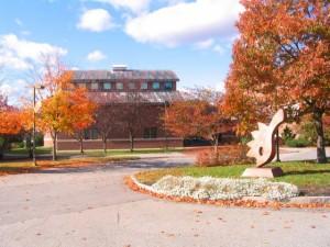 Bates College Museum of Art, Olin Arts Center