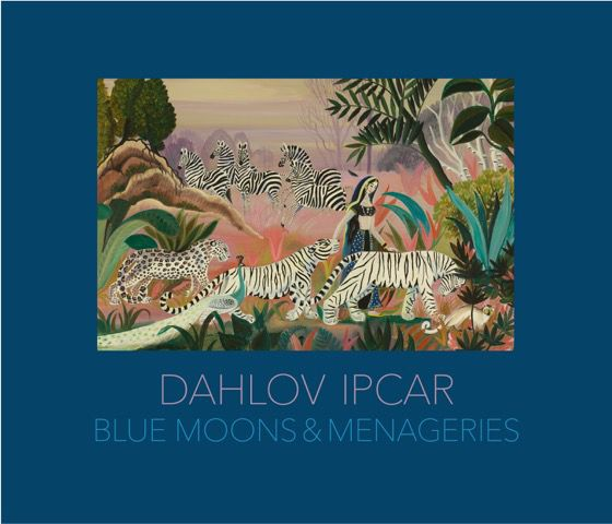 Dahlov Ipcar: Blue Moons & Menageries