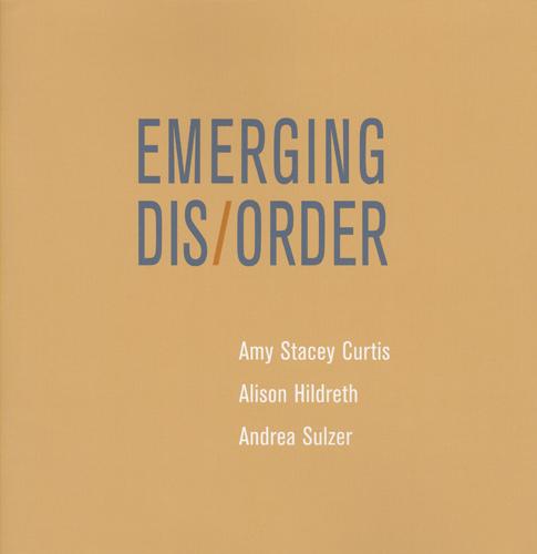 Emerging Dis/Order