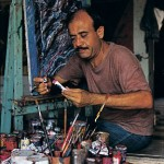 López Oliva at work