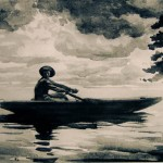 Winslow Homer, The Rower