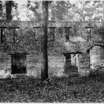 Walker Evans, Ruin of Tabby (Shell) Construction, St. Mary's, Georgia