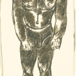 Untitled, Male Nude, c. 1922-234