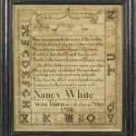 Nancy White Birth Record