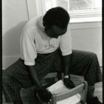 """Job Application, Abdisalam"" Portland, Maine, August 2006"