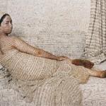 Les Femmes du Maroc: Grande Odalisque, 2008, 48 x 60