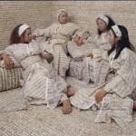 Les Femmes du Maroc #53, 2006, 30 x 40