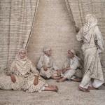 Les Femmes du Maroc #1, 2005, 30 x 40