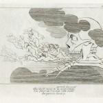 La Divina Comedia di Dante Alighieri Drawings by John Flaxman. Rome: 1802.