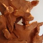 Sara Ellen Godek,  Untitled, 2011,  Terracotta,  11 x 7 x 6 inches