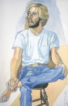 Alice Neel, Stephen Schaefer, 1977, oil on canvas, Gift of Hartley S. and Richard Neel