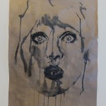 Emma Stevens-Smith, untitled,  ink on paper, 18x24