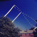 Dennis di Cicco, (United States) Solar Analemma, 1978-1979 Dye transfer print, 16 x 20 inches Printed by Ctein